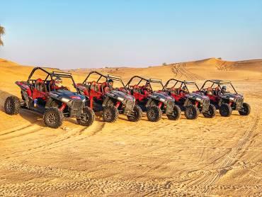 Dune Buggy Rides Dubai