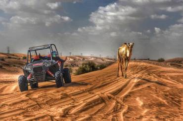 Dune buggy rental services Dubai