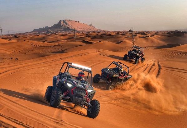 Sand Buggy Dubai
