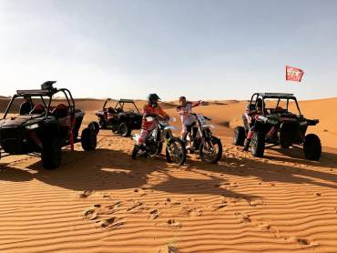 Dune Buggy Rides With Us Will Put A Stop On Your Adventure Cravings