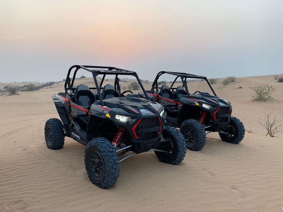 dubai dune buggy safari