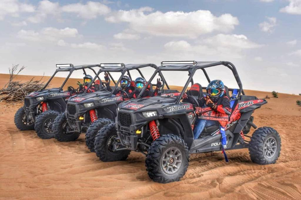 dune Buggy adventures Dubai
