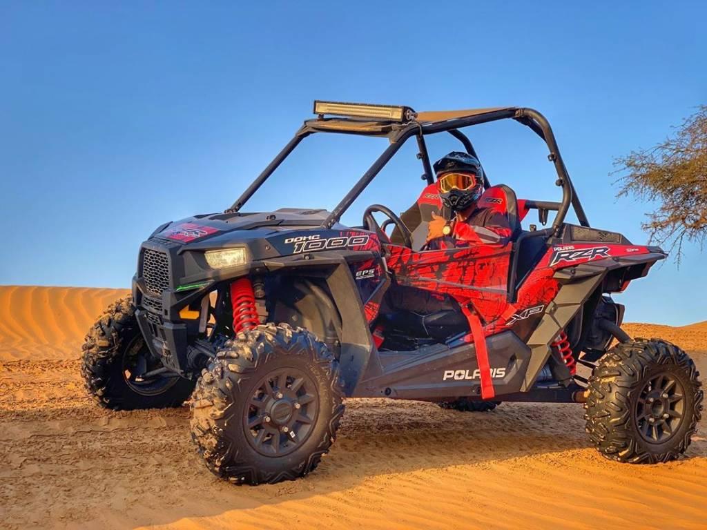 dune buggy ride in dubai