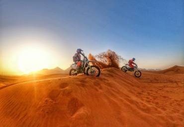 KTM Enduro Off Road Tours